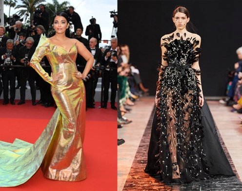 Aishwarya Rai to wear Elie Saab Fall 2020 RTW