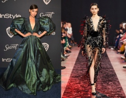 Sofia Carson to wear Elie Saab Fall 2020 RTW