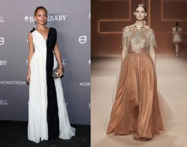 Nicole Richie to wear Elisabetta Franchi Fall 2020 RTW