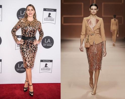 Sofia Vergara to wear Elisabetta Franchi Fall 2020 RTW