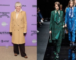 Glenn Close to wear Emporio Armani Fall 2020 RTW