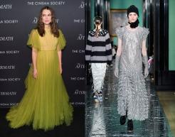 Keira Knightley to wear Erdem Fall 2020 RTW