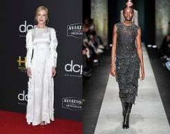 Nicole Kidman to wear Ermanno Scervino Fall 2020 RTW