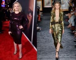 Elisabeth Moss to wear ETRO Fall 2020 RTW