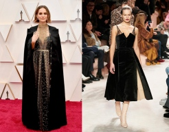 Natalie Portman to wear Fendi Fall 2020 RTW