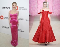 Sydney Sweeney to wear Giambattista Valli Fall 2020 RTW