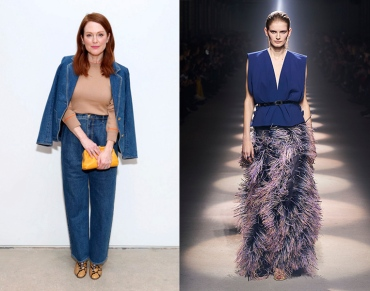 Julianne Moore to wear Givenchy Fall 2020 RTW
