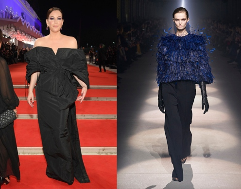 Liv Tyler to wear Givenchy Fall 2020 RTW