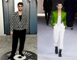 Darren Criss to wear Haider Ackermann Fall 2020 RTW
