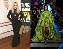 Rita Ora to wear Halpern Fall 2020 RTW