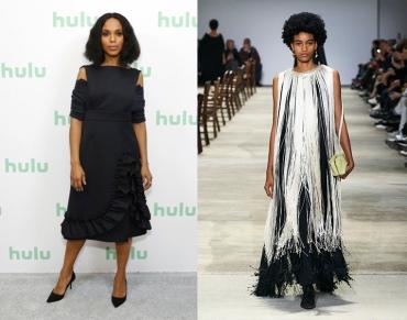 Kerry Washington to wear Jil Sander Fall 2020 RTW