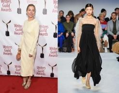Sienna Miller to wear J.W. Anderson Fall 2020 RTW