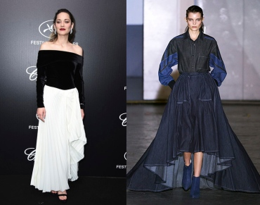Marion Cotillard to wear Koche Fall 2020 RTW