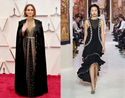 Natalie Portman to wear Lanvin Fall 2020 RTW