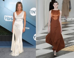 Jennifer Aniston to wear Loewe Fall 2020 RTW