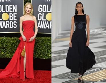 Nicole Kidman to wear Loewe Fall 2020 RTW