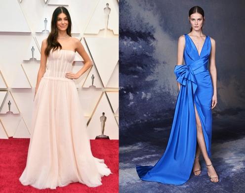 Camila Morrone to wear Marchesa FFall 2020 RTW