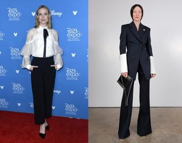 Evan Rachel Wood to wear Peter Do Fall 2020 RTW