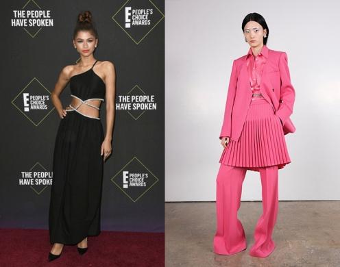 Zendaya to wear Peter Do Fall 2020 RTW