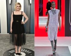 Greta Gerwig to wear Prada Fall 2020 RTW