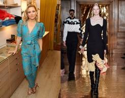 Kate Hudson to wear Preen by Thornton Bregazzi Fall 2020 RTW