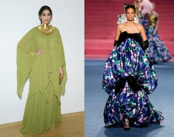 Sonam Kapoor to wear Richard Quinn Fall 2020 RTW
