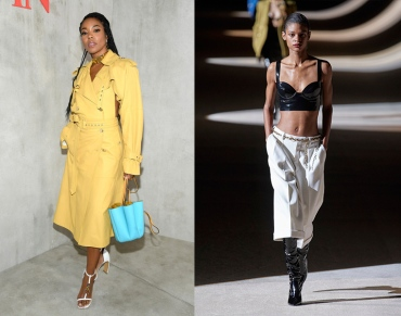 Gabrielle Union to wear Saint Laurent Fall 2020 RTW