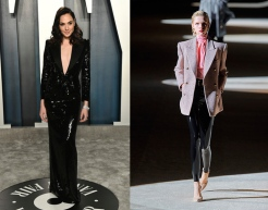 Gal Gadot to wear Saint Laurent Fall 2020 RTW