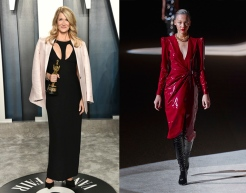 Laura Dern to wear Saint Laurent Fall 2020 RTW