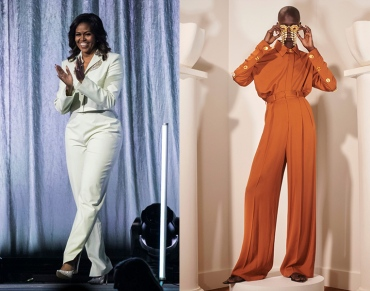 Michelle Obama to wear Schiaparelli Fall 2020 RTW
