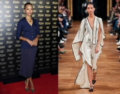 Zoe Saldana to wear Stella McCartney Fall 2020 RTW