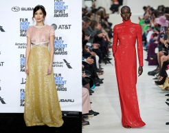 Gemma Chan to wear Valentino Fall 2020 RTW