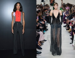 Laura Harrier to wear Valentino Fall 2020 RTW