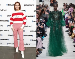 Zoey Deutch to wear Valentino Fall 2020 RTW
