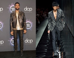 Chadwick Boseman to wear Versace Fall 2020 RTW
