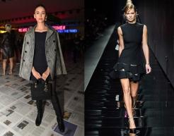 Nina Dobrev to wear Versace Fall 2020 RTW