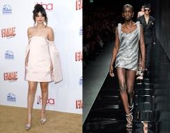 Versace Fall 2020 RTW - selena gomez (1)