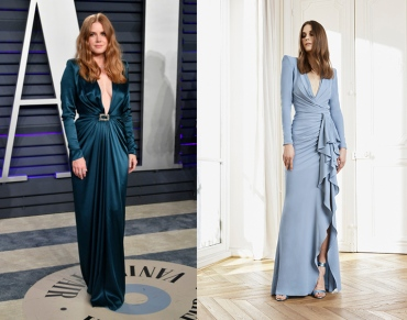 Amy Adams to wear Zuhair Murad Fall 2020 RTW