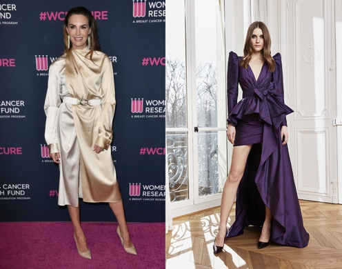 Elizabeth Chambers to wear Zuhair Murad Fall 2020 RTW