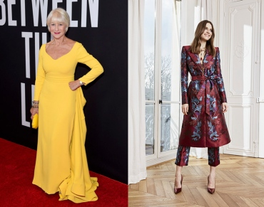 Helen Mirren to wear Zuhair Murad Fall 2020 RTW