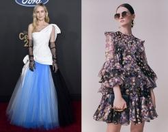 Brie Larson to wear Alexander McQueen Pre-Fall 2020