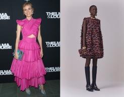 Diane Kruger to wear Alexander McQueen Pre-Fall 2020