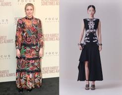 Greta Gerwig to wear Alexander McQueen Pre-Fall 2020