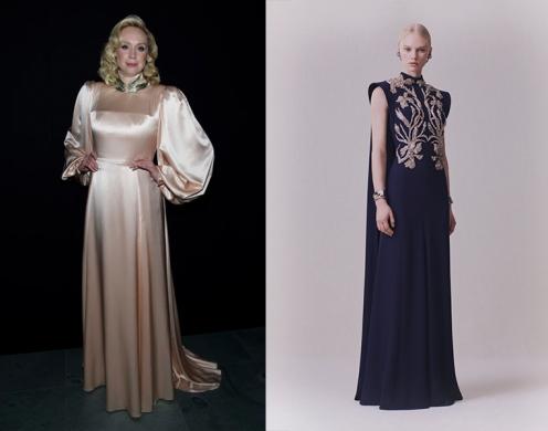 Gwendoline Christie to wear Alexander McQueen Pre-Fall 2020
