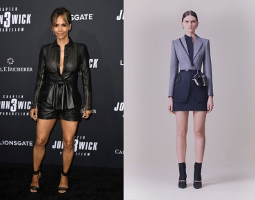 Halle Berry to wear Alexander McQueen Pre-Fall 2020