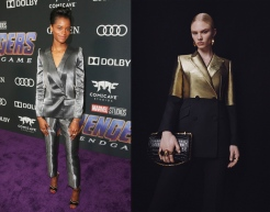 Letitia Wright to wear Alexander McQueen Pre-Fall 2020
