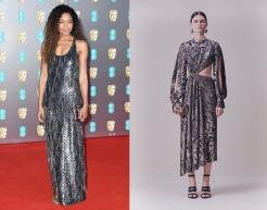 Naomie Harris to wear Alexander McQueen Pre-Fall 2020
