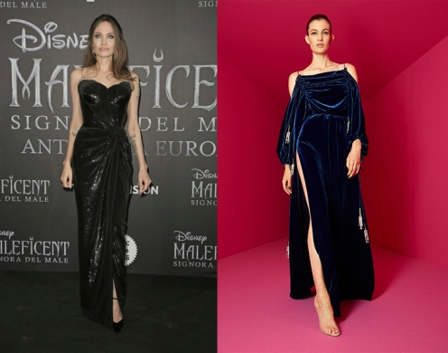 Angelina Jolie to wear Alexis Mabille Fall 2020 Couture