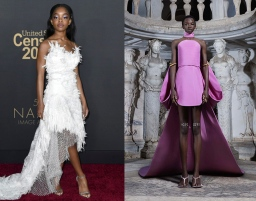 Marsai Martin to wear Antonio Grimaldi Fall 2020 Couture