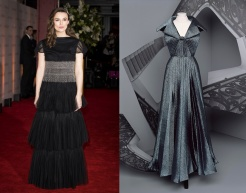 Keira Knightley to wear Christian Dior Fall 2020 Couture
